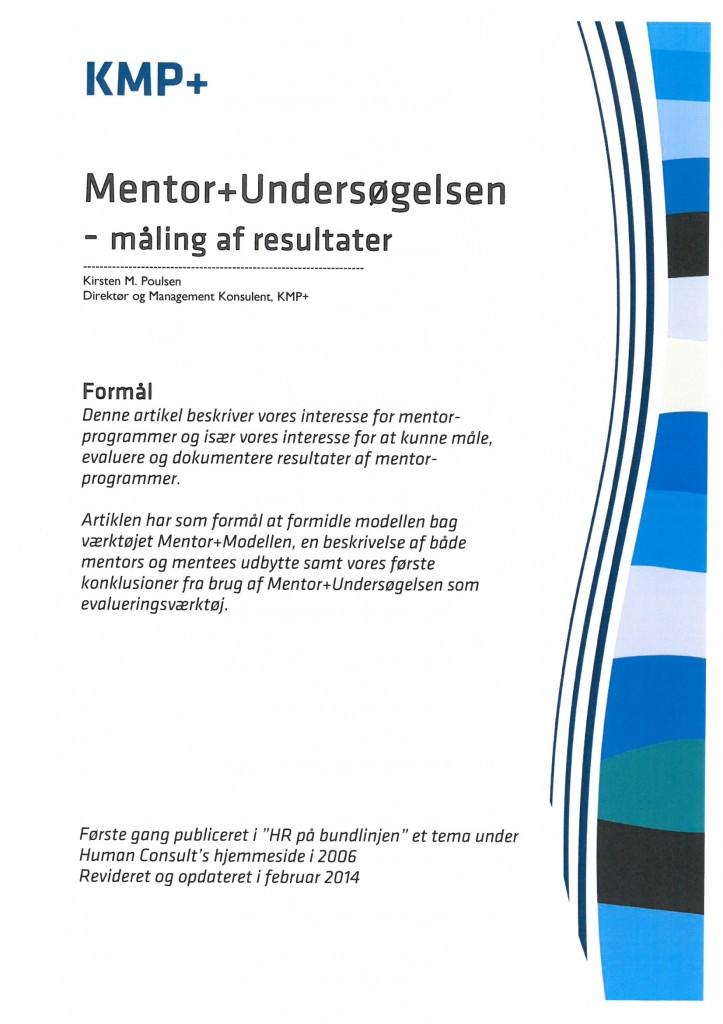 forside mentor+