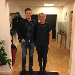 Mentor og mentee Aalborg Universitet