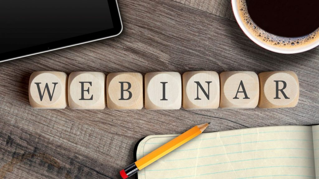 Webinar - COLOURBOX41790110 - Web