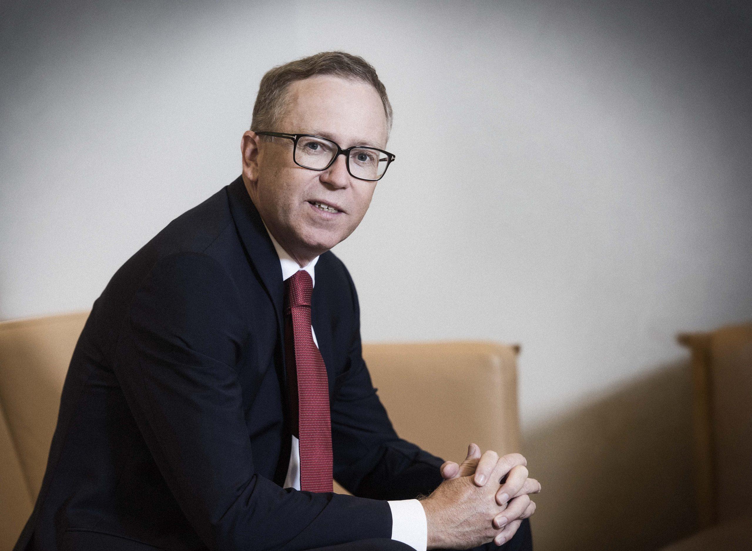 Foto: Henrik Blavnsfeldt, underdirektør i Realkredit Danmark
