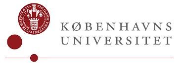 Københavns uni logo