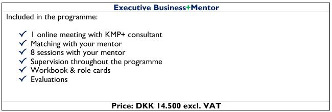 executive mentor